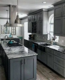 Awesome Farmhouse Kitchen Cabinet Design Ideas You Should Know That14