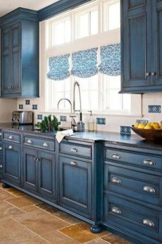 Awesome Farmhouse Kitchen Cabinet Design Ideas You Should Know That19