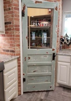 Awesome Farmhouse Kitchen Cabinet Design Ideas You Should Know That21