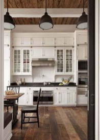 Awesome Farmhouse Kitchen Cabinet Design Ideas You Should Know That30