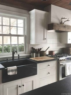Awesome Farmhouse Kitchen Cabinet Design Ideas You Should Know That39