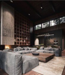 Awesome Modern Living Room Design Ideas For Your Inspiration19