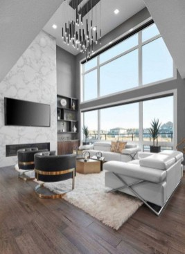 Awesome Modern Living Room Design Ideas For Your Inspiration25