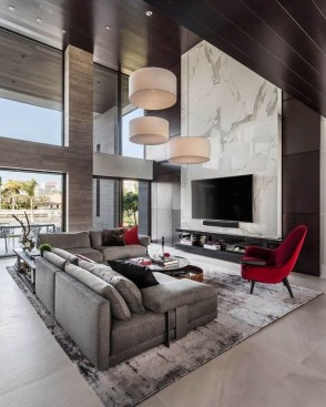 Awesome Modern Living Room Design Ideas For Your Inspiration27