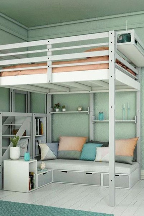Awesome Storage Design Ideas In Your Bedroom38