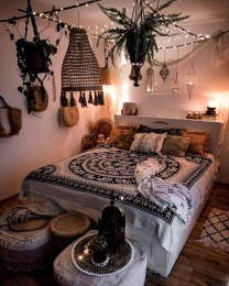 Bohemian Bedroom Decoration Ideas04
