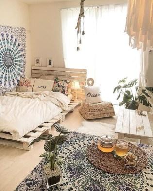Bohemian Bedroom Decoration Ideas18