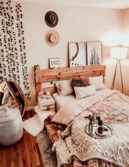 Bohemian Bedroom Decoration Ideas45