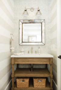 Charming French Country Bathroom Design And Decor Ideas On A Budget02