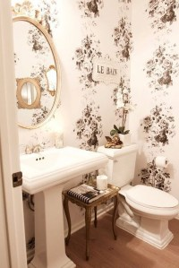 Charming French Country Bathroom Design And Decor Ideas On A Budget03