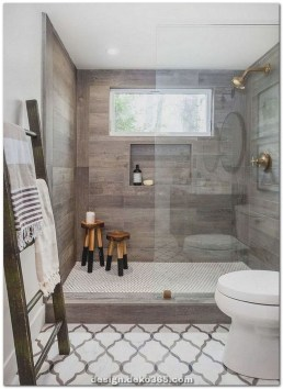 Charming French Country Bathroom Design And Decor Ideas On A Budget15