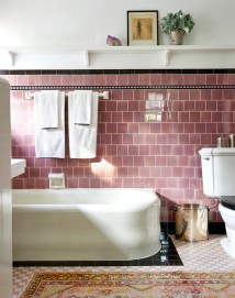 Charming French Country Bathroom Design And Decor Ideas On A Budget19