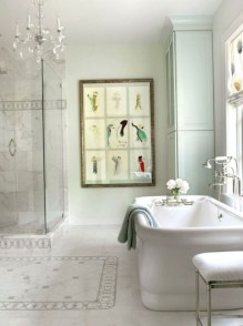 Charming French Country Bathroom Design And Decor Ideas On A Budget30