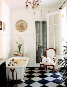Charming French Country Bathroom Design And Decor Ideas On A Budget39