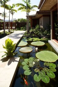 Fabulous Fish Pond Design Ideas For Your Home Yard02