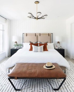 Fabulous Headboard Designs For Your Bedroom Inspiration08