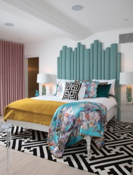 Fabulous Headboard Designs For Your Bedroom Inspiration16