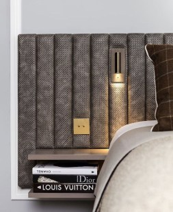 Fabulous Headboard Designs For Your Bedroom Inspiration22