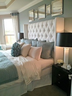 Fabulous Headboard Designs For Your Bedroom Inspiration33