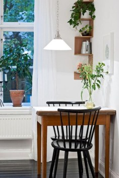Fabulous Tiny Dining Room Design Ideas For25