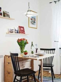 Fabulous Tiny Dining Room Design Ideas For32