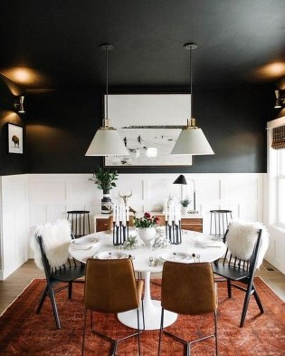 Fabulous Tiny Dining Room Design Ideas For42