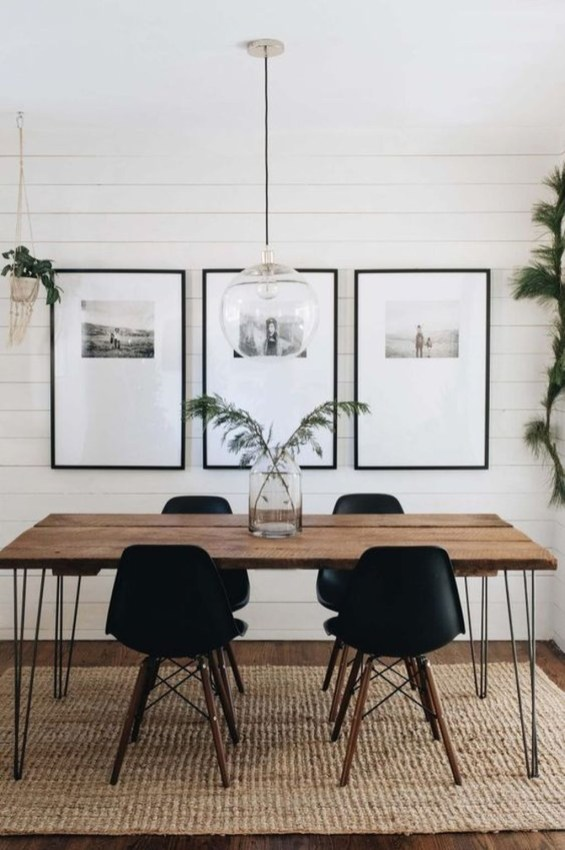 Fabulous Tiny Dining Room Design Ideas For48