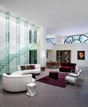 Glass Railing Divider Designs27