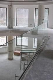 Glass Railing Divider Designs31