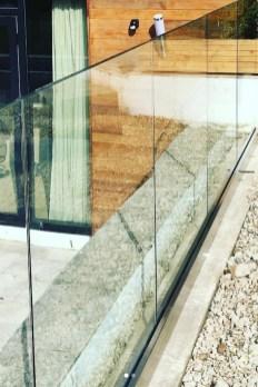 Glass Railing Divider Designs33
