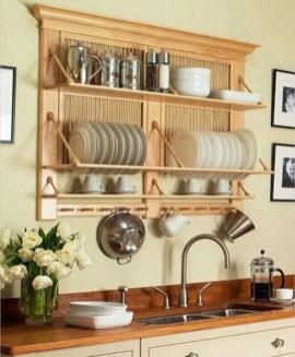 Lovely Kitchen Rack Design Ideas For Smart Mother07
