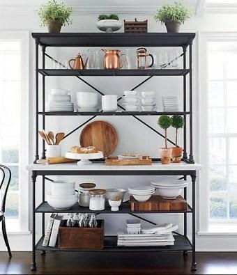 Lovely Kitchen Rack Design Ideas For Smart Mother15