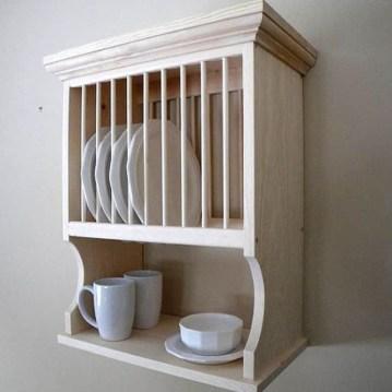 Lovely Kitchen Rack Design Ideas For Smart Mother24