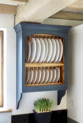 Lovely Kitchen Rack Design Ideas For Smart Mother47