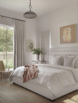 Make Your Bedroom Cozy With Neutral Bedroom Decorations16