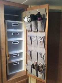 Simple Rv Camper Storage Design Ideas For Your Travel29