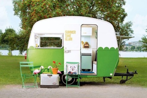 Unique Vintage Camper Exterior Ideas For More Impression05