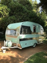 Unique Vintage Camper Exterior Ideas For More Impression21