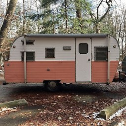 Unique Vintage Camper Exterior Ideas For More Impression37