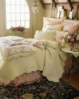 Vintage Nist Bedroom Decoration Ideas That Look More Beautiful06
