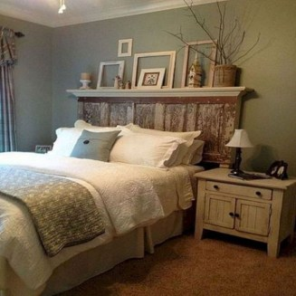 Vintage Nist Bedroom Decoration Ideas That Look More Beautiful42