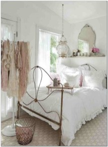 Vintage Nist Bedroom Decoration Ideas That Look More Beautiful50