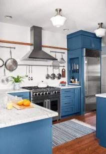 Wonderful Blue Kitchen Design Ideas02