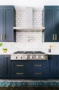 Wonderful Blue Kitchen Design Ideas03