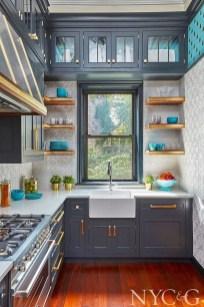 Wonderful Blue Kitchen Design Ideas05