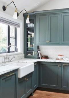 Wonderful Blue Kitchen Design Ideas08
