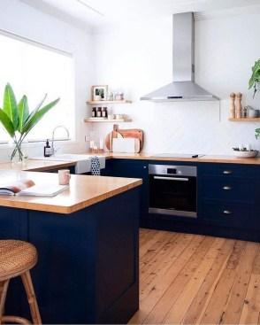 Wonderful Blue Kitchen Design Ideas18