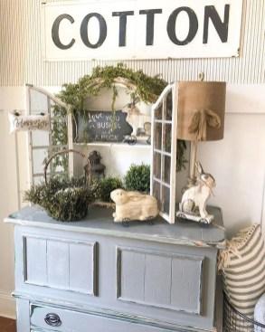 Wonderful Farmhouse Decor Ideas With Beautiful Greenery09