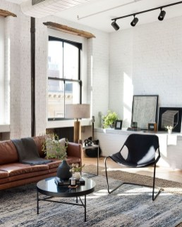 Wonderful Industrial Rustic Living Room Decoration Ideas You Have Must See06