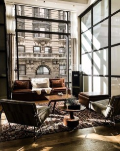 Wonderful Industrial Rustic Living Room Decoration Ideas You Have Must See32